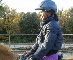 equitacion centrada, ojos suaves