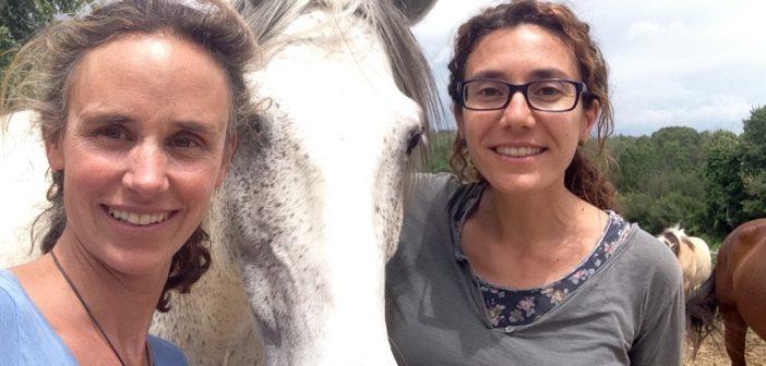 Entrevista a Inés Fernández y Katrin Kopperschmidt