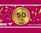 Pavo Horsefood celebra sus 50 años