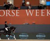 La VI Madrid Horse Week reúne este fin de semana a la élite nacional de salto y doma
