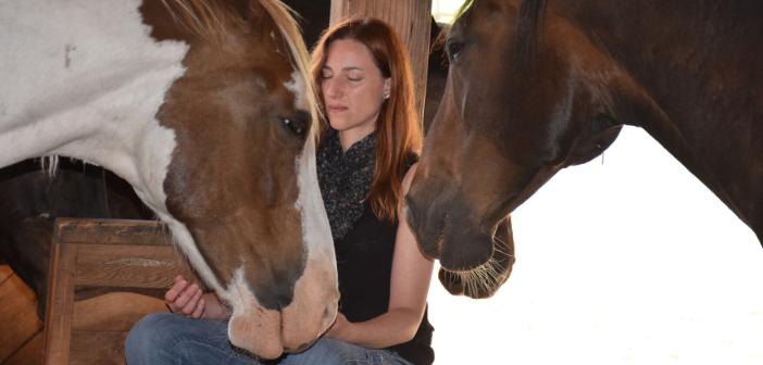 ¿De qué manera los caballos nos conducen a la coherencia cardíaca?