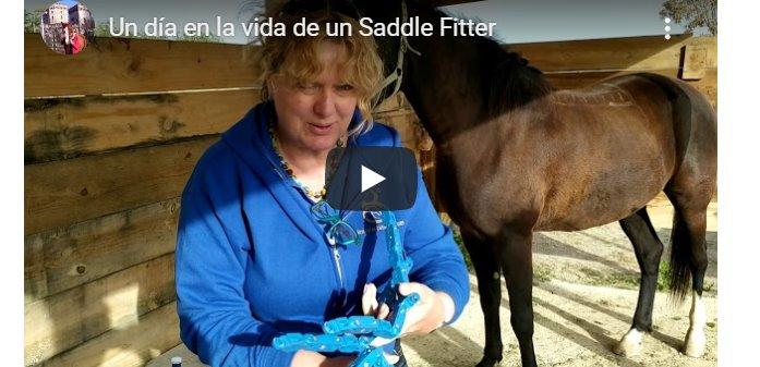 El día a día de un «Saddle Fitter»